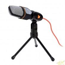 Microfono condensador de sobremesa youtuber