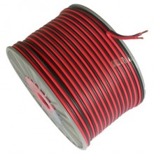 Bobina Cable 100m De Altavoz 2X2,5M