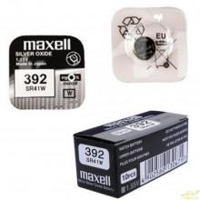 Pila de boton MAXELL 392/SR41W