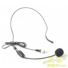 Microfono de cabeza electret para oradores y vocales