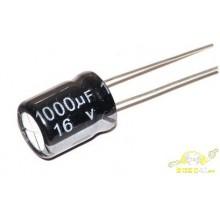 Condensador Electrolitico 1000 uf 16v