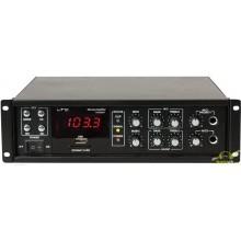 Amplificador de megafonía PAA80BT 80W