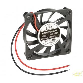 Ventilador a 12V 6X6 CM - Imagen 1