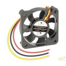 Ventilador 50x50x10 12 voltios 3 cables
