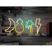 Figuras de neon decoracion Casas Discotecas Locales Fiestas
