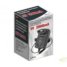 Alimentador Electrónico Universal 5Vcc/2,0A