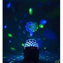 STARBALL-GB Doble efecto led gobos y haces de luz