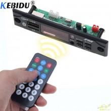 Decodoficador Amplificador MP3 USB SD FM - Imagen 1
