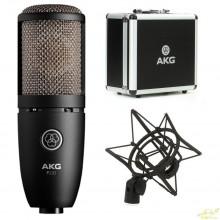 AKG-P220 Microfono de condensador de estudio