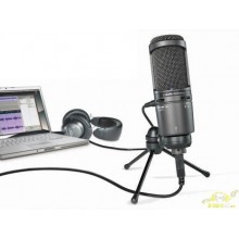 AT-2020 USB Microfono de estudio usb