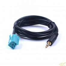 cable auxiliar autororadio megane