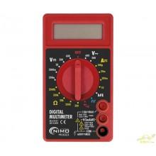 MUL023 Multímetro digital 3 1/2 dígitos 600V