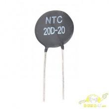 NTC 20D-20 Resistencia