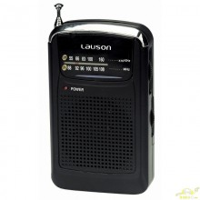 Radio Portatil con altavoz am-fm