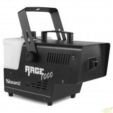 BeamZ Rage 1000 Maquina de humo con mando a distancia.