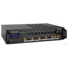 Amplificador 4 zonas 240w rms USB bluetooth