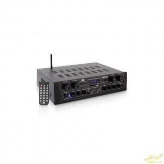 Amplificador Hi-Fi estéreo con 4 zonas independientes, AMP 435