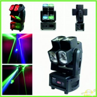 Cabeza Movil Led Beam 80 W Multiple