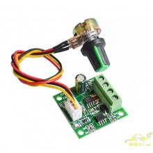 Regulador Velocidad voltaje motores 1,8 a 12v