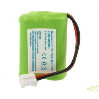 Bateria telefonos AudiolineDect 7500 y Switel MD9300, MD9500