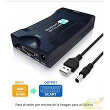 Convertidor HDMI A EUROCONECTOR