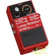 Boss RC-1 Pedal de efectos: Loop Station