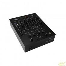 OMNITRONIC PM-422P Mezclador para DJ con Bluetooth