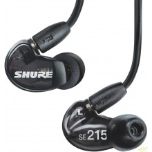 Shure SE 215 K IN EAR Auriculares