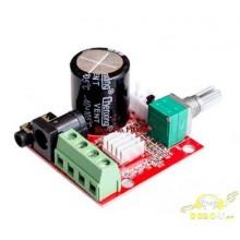 Amplificador de audio estereo 2x10w PAM8610