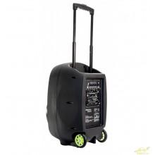 PORT12VHF BT MKII Altavoz portatil a bateria ibiza sound