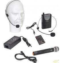 PORT12UHF BT MKII Altavoz portatil a bateria ibiza sound