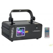 Laser rojo verde y amarillo 250 mv LZR250RGY