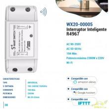 INTERRUPTOR WIFI WOOX R4967