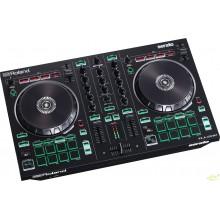 Roland DJ-202 Controlador DJ con Serato DJ Intr