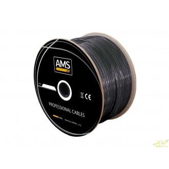 Rollo de cable DMX. 100 metros.