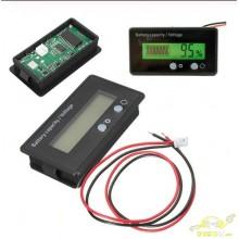 Comprobador baterias de litio y plomo digital