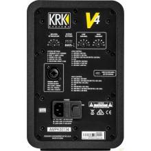 KRK V4S4 Monitor de estudio de campo cercano de 4 pulgadas