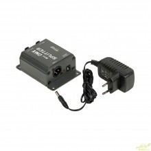 SPLITER Amplifcador DMX 1 ENTRADA 2 SALIDAS