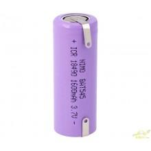 BAT545 Batería recargable Li-Ion IRC18500-18490, SIN cto.de contro