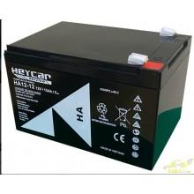 Bateria plomo 12V 12Ah (151x98x101mm)