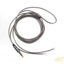 Cable repuesto auriculares y micro tetrapolar