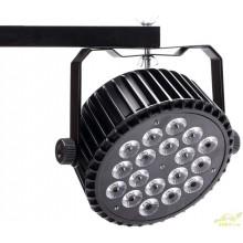 Foco Par led 200w rgbw Carcasa metalica con ventilador