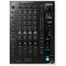 Denon DJ X-1850 Mezclador de 4 canales Prime