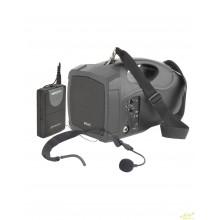 H25 Equipo Portátil con Batería, Micrófono y MP3 Profesores