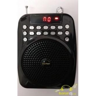 Amplificador de voz portatil profesores guias 20w