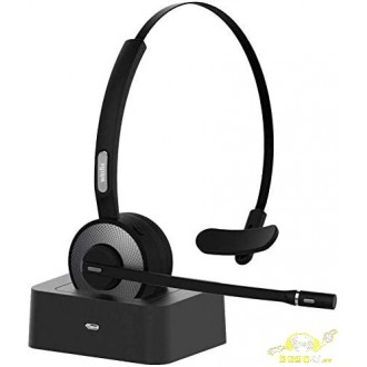 Micrófono auricular pc o telefono fijo manos libres
