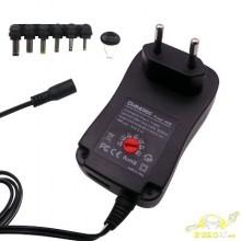 ALIMENTADOR 3V A 12V MAXIMO 30W + USB 5V
