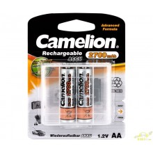 Batería recargable AA 1,2V/2700mAh NI-MH
