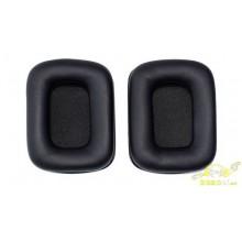 Almohadilla cuadrada auriculares repuesto7,8x 6,2 cm