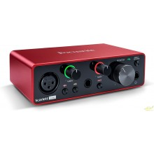 Focusrite Scarlett Solo interface audio usb